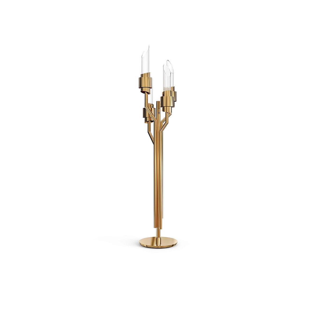 Tycho Floor Lamp by Luxxu Covet Lighting