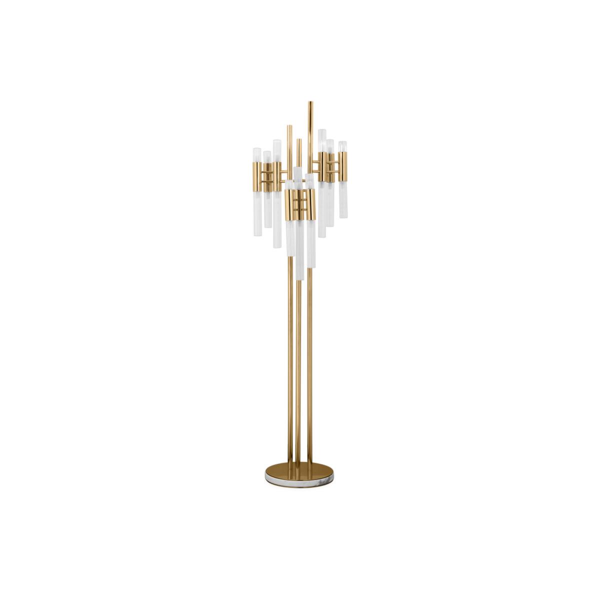 Waterfall Floor Lamp by Luxxu Covet Lighting