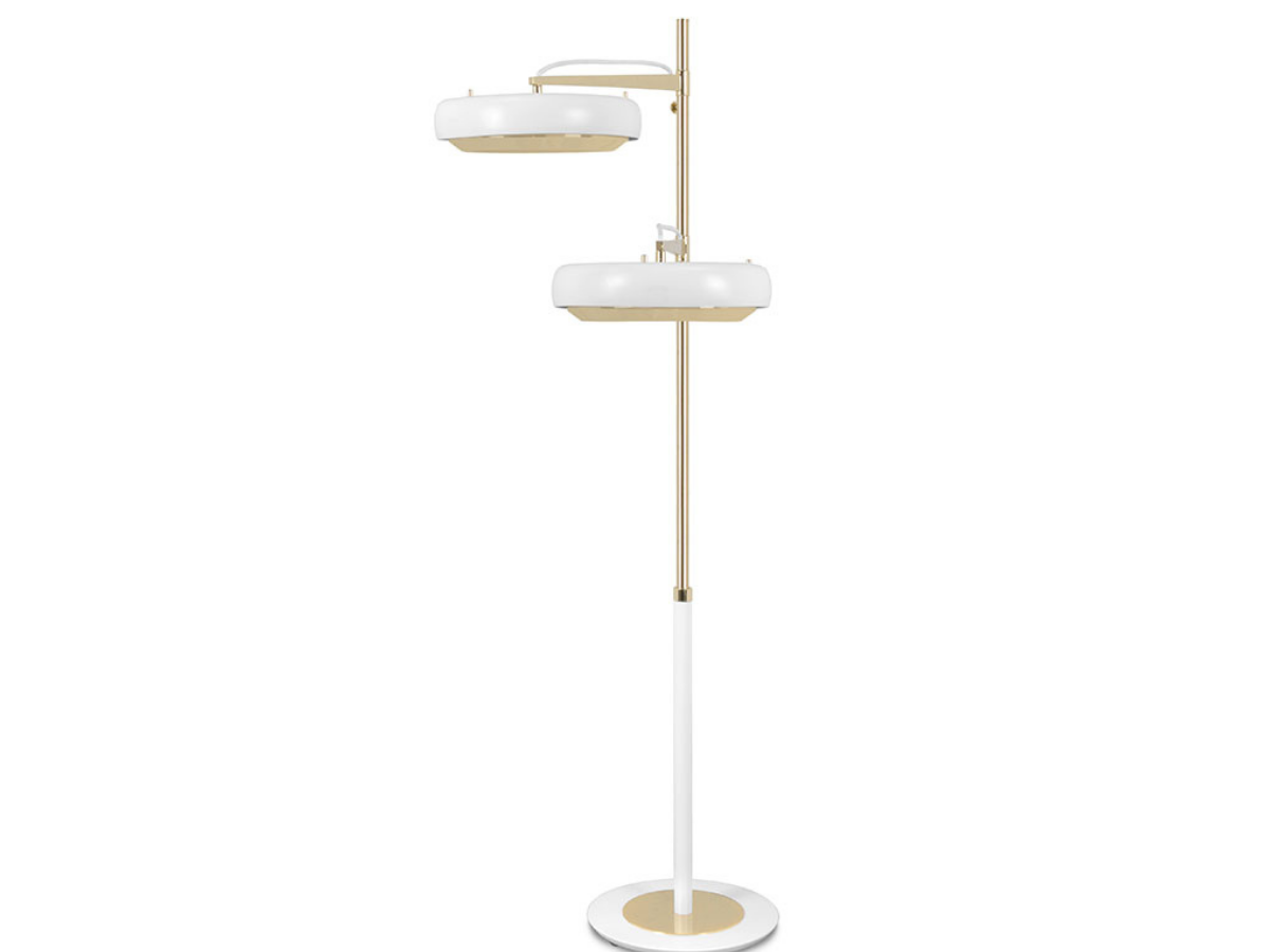 Carter Floor Lamp by Delightfull Covet Lighting