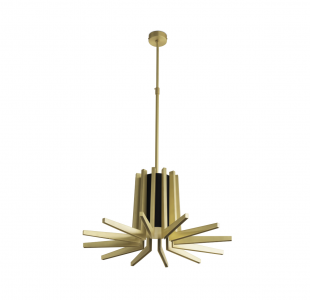 Mina Suspension Lamp by Essential Home Covet Lighting