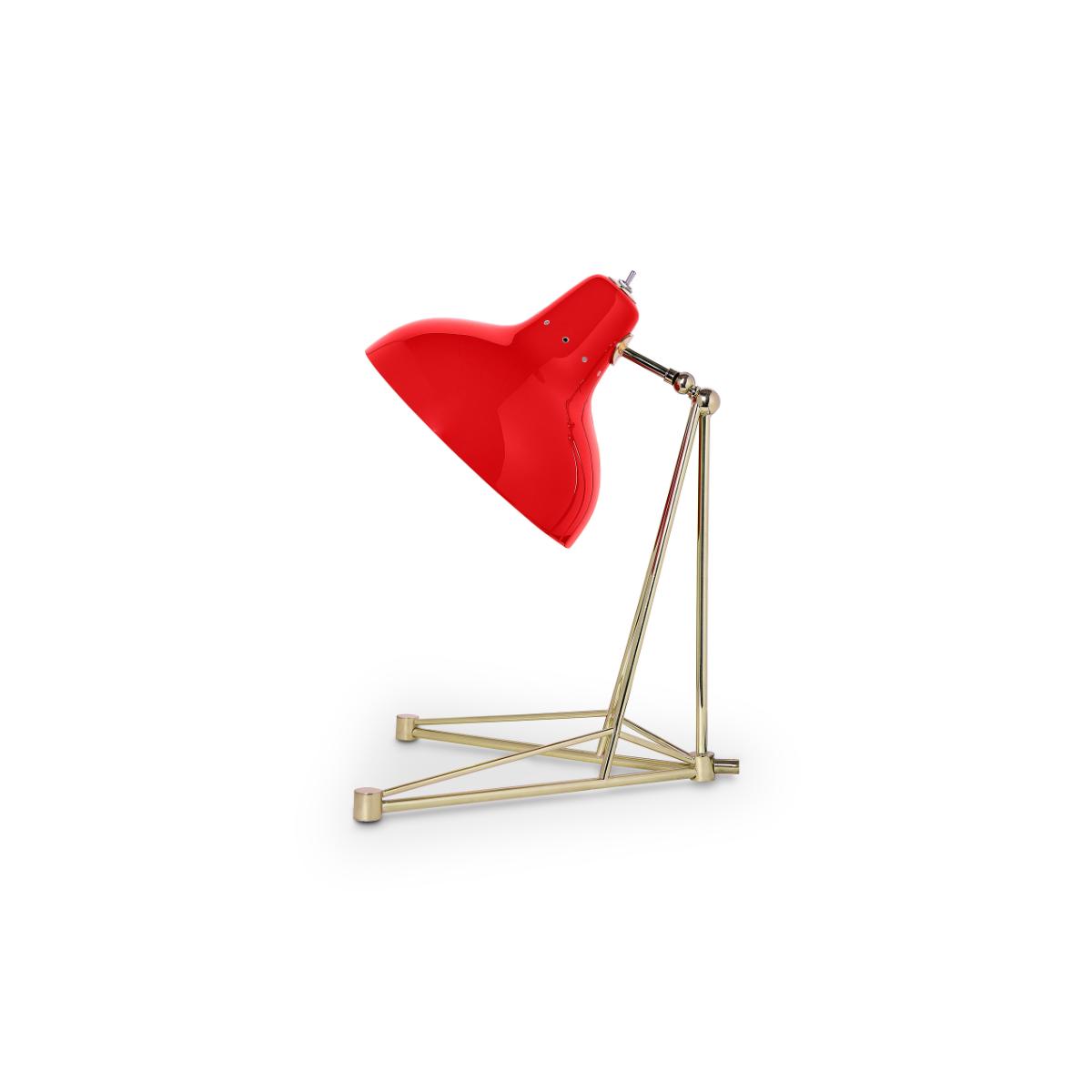 Diana Table Lamp by Delightfull Covet Lighting
