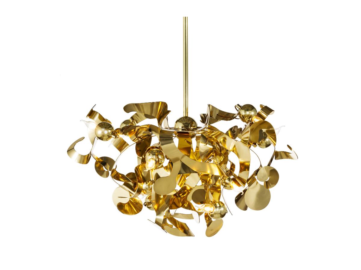 Kelp Chandelier by Brand Van Egmond Covet Lighting