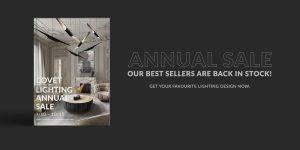 Annual Sales Covet Lighting